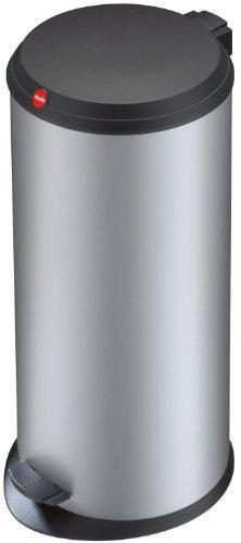 Hailo-0520-029-Tret-Abfallsammler-T-120-silber-0