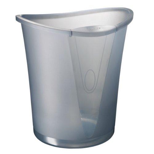 Leitz-52040092-Papierkorb-Allura-18-Liter-Polystyrol-rauch-transparent-0