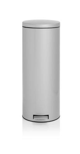 Brabantia-478529-Treteimer-20-L-Slimline-mit-Kunststoffeinsatz-0