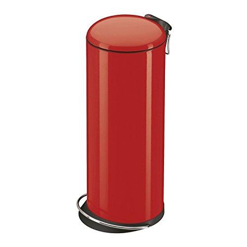 Hailo-0523-919-Design-Tret-Abfallsammler-TOPdesign-26-rot-0
