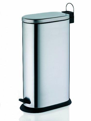 Kela-15820-Treteimer-Selina-aus-Edelstahl-20-Liter-matt-0