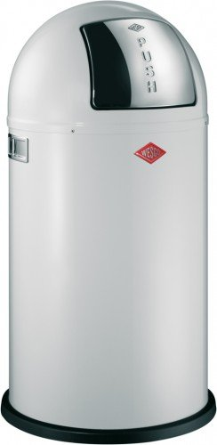 Wesco-PUSHBOY-50L-Design-Mlleimer-Wei-0