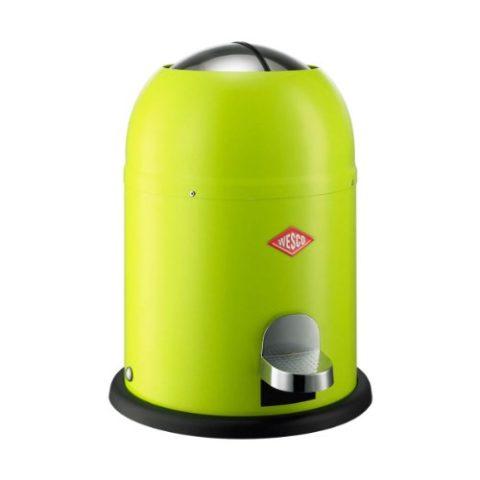 Wesco-180-212-20-Single-Master-Abfallsammler-lime-green-0