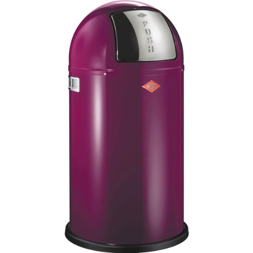 Wesco-Pushboy-50-Liter-brombeer-0